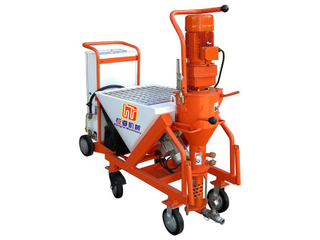HS3 Auto-Mortar Spraying Machine